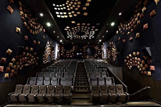 Escape Cinemas: Satyam's-Escape_Cinema_ExpressAvenue
