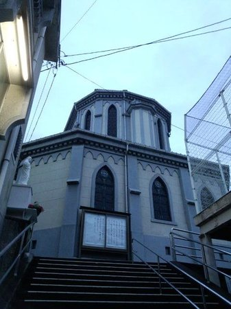 Miuracho Catholic Church : 三浦町カトリック教会