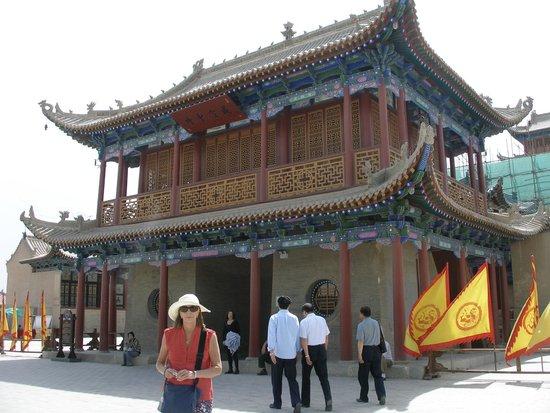 Jiayuguan Fortress: fuerte Jiayu Pass