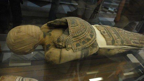 Musee du Louvre: Mummy
