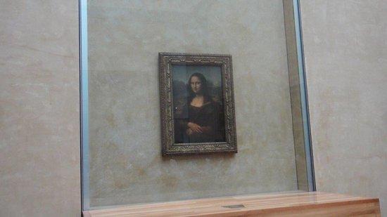 Musee du Louvre: Mona Lisa