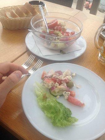 Zalogajnica Rokotin: love it very fresh