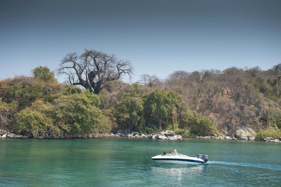 Pumulani: Boating