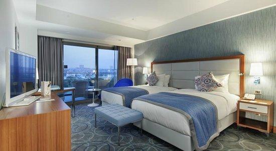 DoubleTree by Hilton Hotel Kusadasi: oda manzarası
