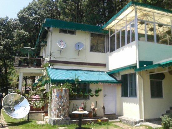 La Villa Bethany: The solarium