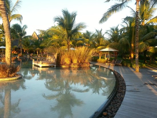 Trou aux Biches Beachcomber Golf Resort & Spa : piscine