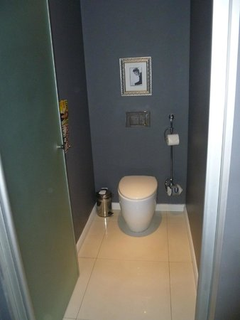 Protea Hotel Fire & Ice! by Marriott Johannesburg Melrose Arch: private toilet