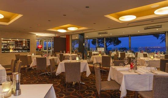 Quality Hotel Bayside Geelong : Black Salt Restaurant