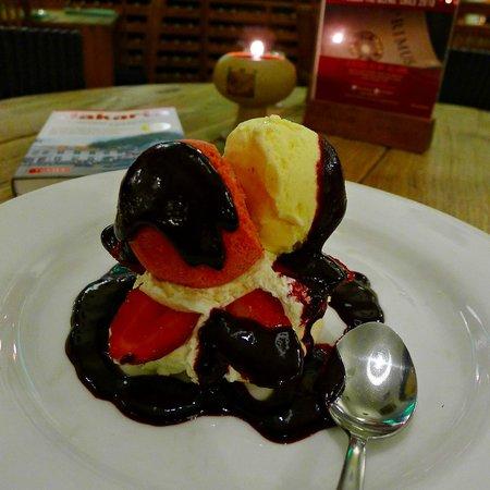 Koi Mahakam : dessert!