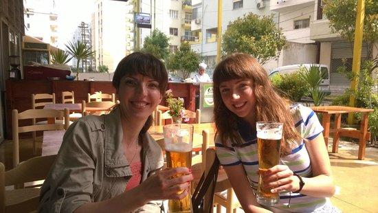 Hotel Albion: Пиво из частной пивоварни.