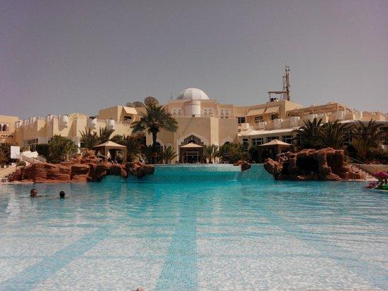 Joya Paradise : La piscine