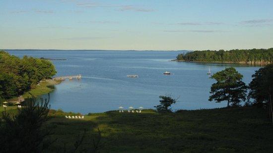 Island View Inn: View