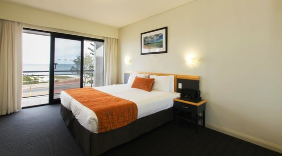 Quality Resort Sorrento Beach: 1 bed apt with Ocean view