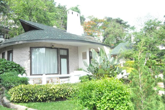 Imperial Phukaew Hill Resort: บ้านพักโซนนี้จะเป็นแบบนี้