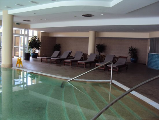 Porto Santa Maria Hotel (Porto Bay): pool indoor