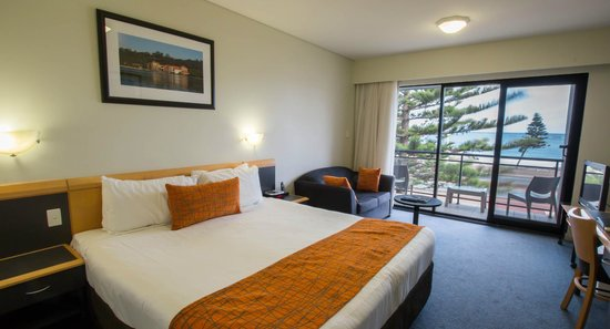 Quality Resort Sorrento Beach: Studio room with view