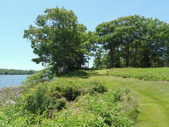 Island View Inn: Country meets coastal