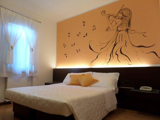 Hotel Gattopardo: Camera Matrimoniale
