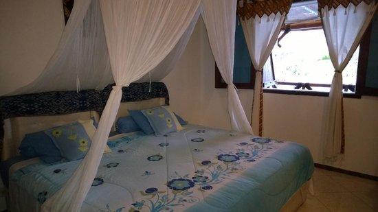Villa Sumbing Indah : our room Villa sunbing Indah