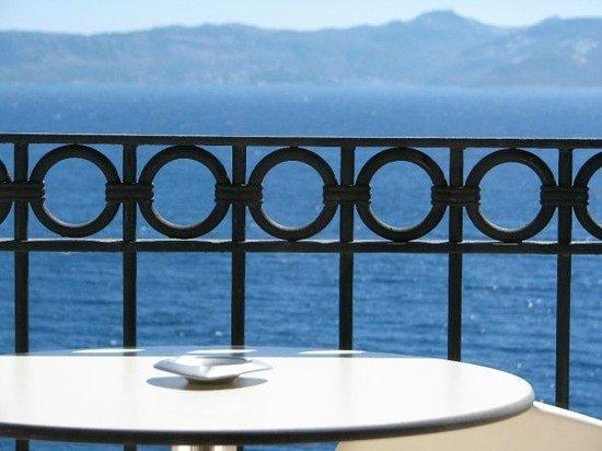 Hotel Per Se: Dalla terrazza