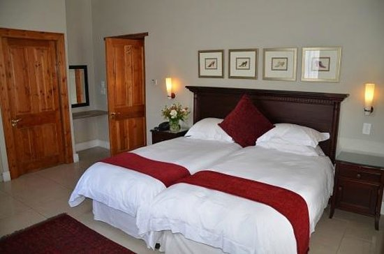 Lemoenkloof Guest House & Conference Centre: Luxury Room