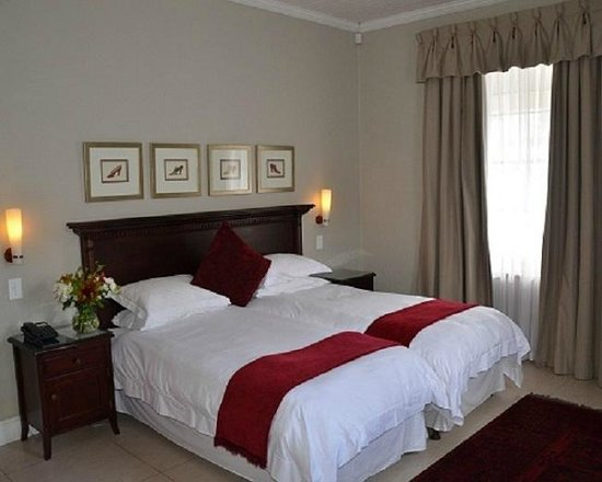 Lemoenkloof Guest House & Conference Centre: Standard Room