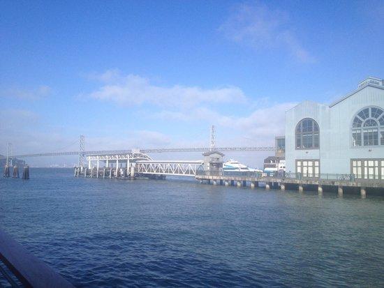 Hyatt Regency San Francisco : Across the street