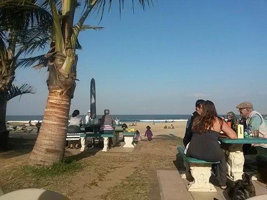 Mariners Restaurant: View
