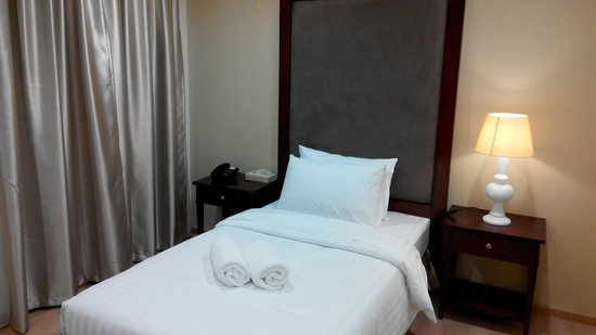 The Capital Residence Suites: Standard Room