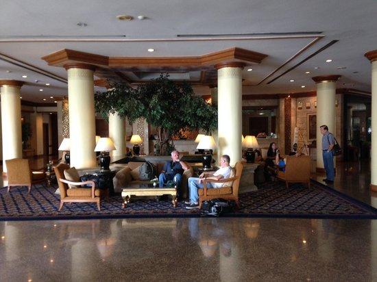 Wiang Inn Hotel: ホテルロビー