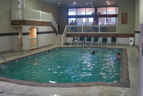 Bird-In-Hand Family Inn : Indoor pool #1