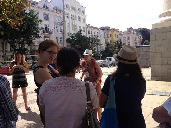 365 Association Sofia Tours : Tour guide