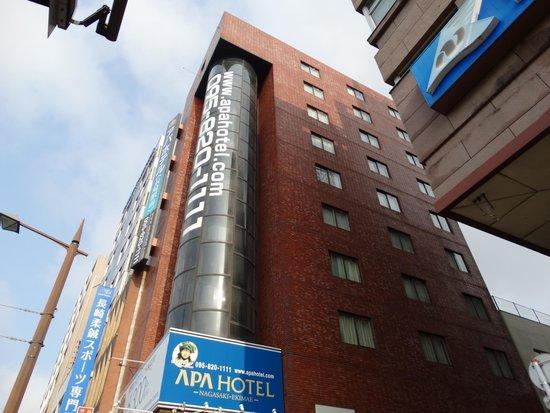 APA Hotel Nagasaki Ekimae: 概観