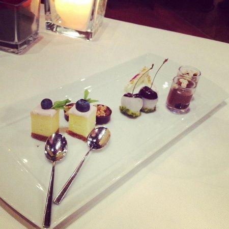 Restaurant Il Desco: Десерты превосходны!!!