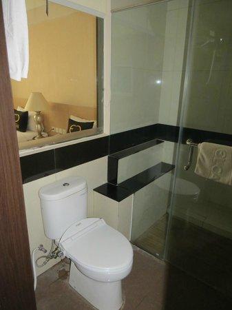 El Cavana Hotel : Kamar mandi 2