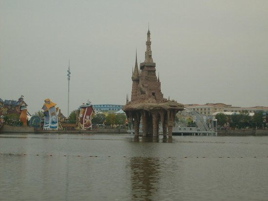 Dalian Discovery Kingdom : Замок