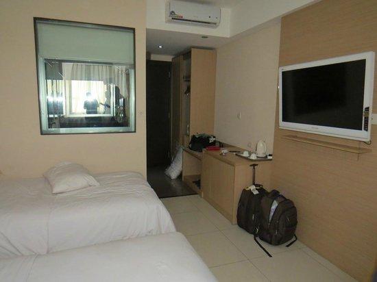 El Cavana Hotel : Kamar