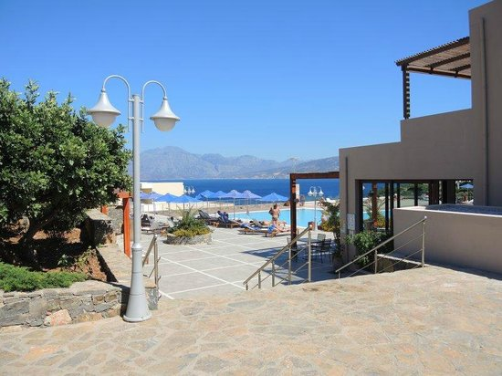 Miramare Resort & Spa : Aegeon pool