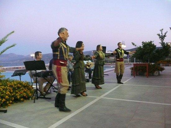 Miramare Resort & Spa : Greek night