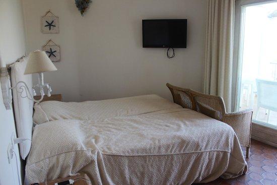 Hotel S'Astore: chambre