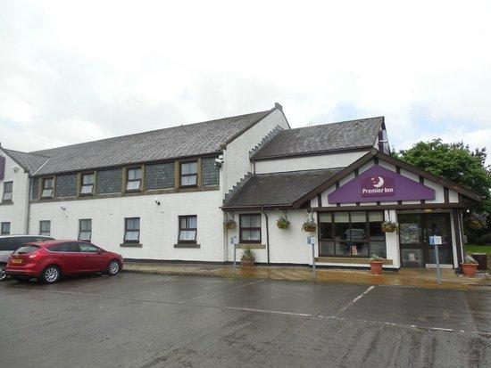 Premier Inn Stirling South (M9, J9) Hotel: Front