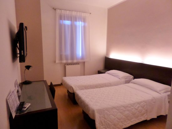 Hotel Gattopardo: camera doppia