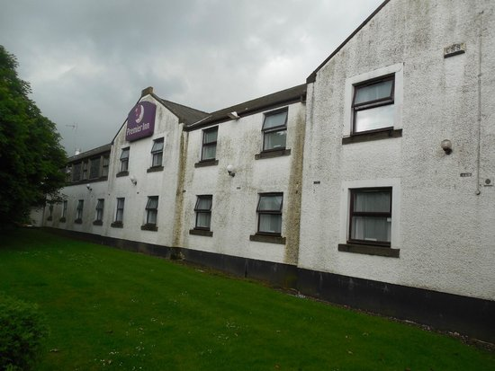 Premier Inn Stirling South (M9, J9) Hotel: Elevation