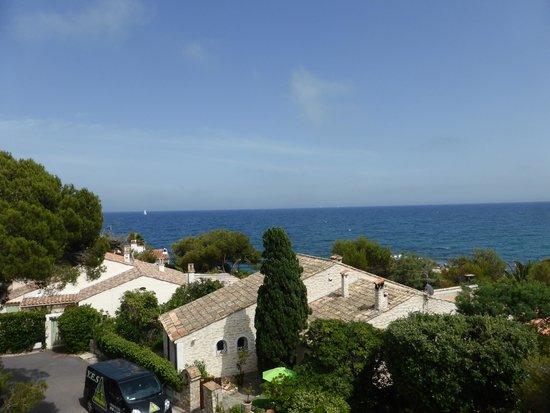 Les Issambres, Francia: la vue mer