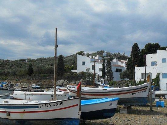 Maison et musée Salvador Dalí : Port LLigat