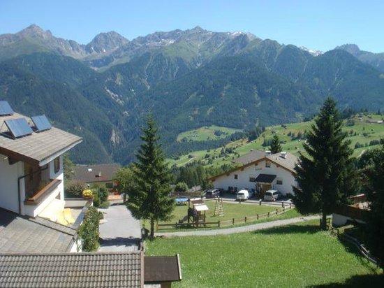 Schlosshotel Fiss: Views