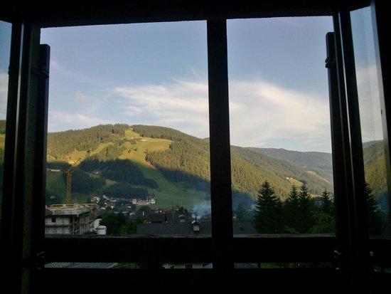 Hotel Monte Paraccia: panorama dalla stanza