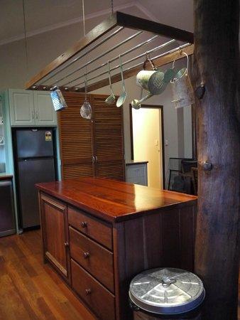 Wildwood Valley: Island Kitchen Top