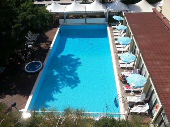 Park Hotel Kursaal : Vista dalla terrazza