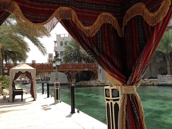 Jumeirah Dar Al Masyaf at Madinat Jumeirah : Waiting for Abra